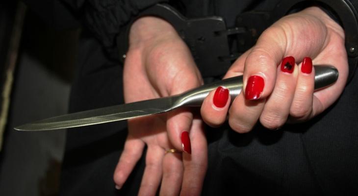 Пензенец «угостил» знакомого ножом в живот