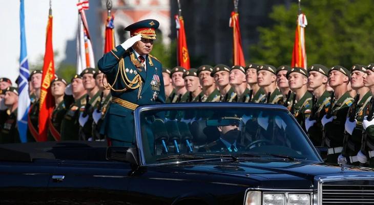 Путин заявил о переносе парада Победы 9 мая
