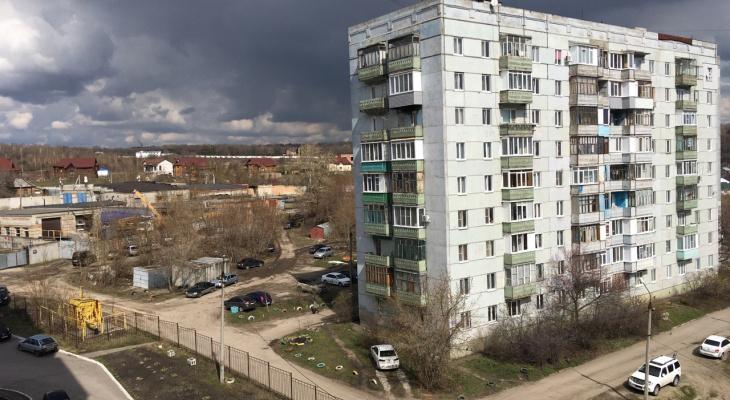 Желтый уровень опасности: на Пензенскую область надвигается непогода
