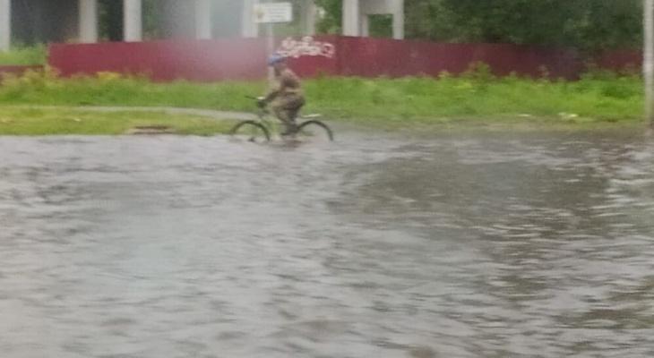 Крик души: пензенцы просят властей спасти их дома от затопления