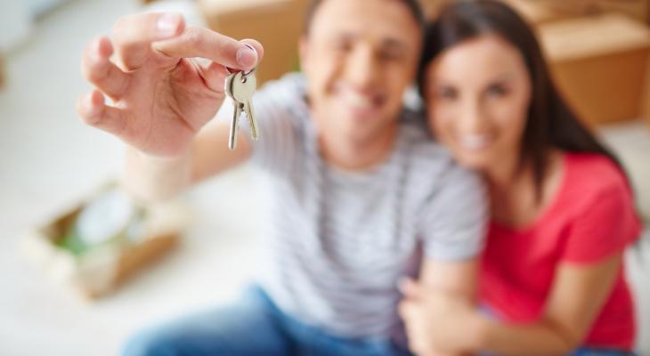 Успейте купить квартиру по рекордно низким процентным ставкам