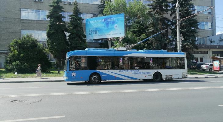 В мэрии сообщили дату отмены пензенских троллейбусов