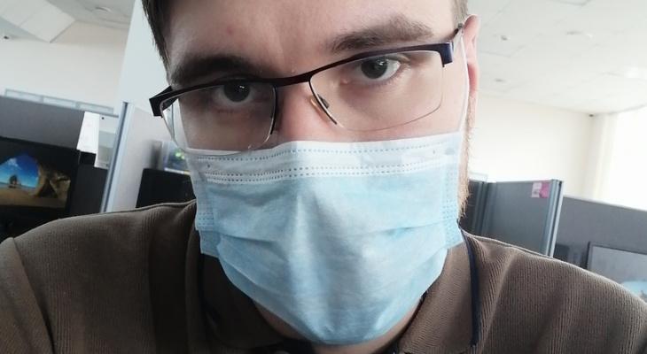 Почти 100 жителей Пензенской области заболели COVID-19 за сутки