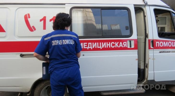 """В Пензенской области водитель """"ГАЗели"""" сбил пешехода"""