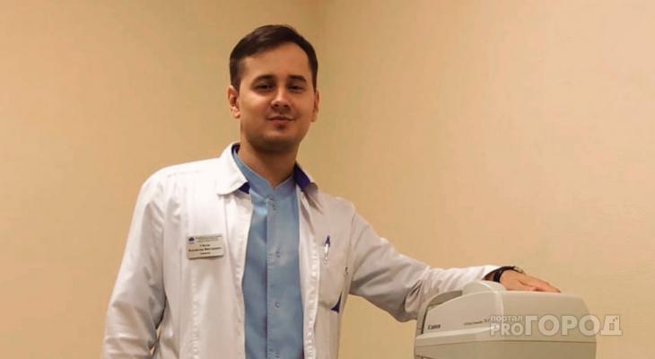 Молодой врач из Пензы: «После ковида у меня остался сухой кашель и 10 лишних килограммов»
