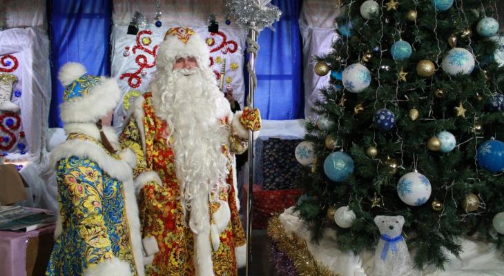 Не ковидный Дед Мороз: с какой температурой волшебника не пустят на порог