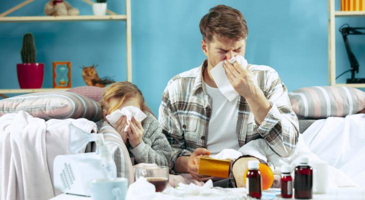 В Пензенской области дети стали чаще заражаться коронавирусом