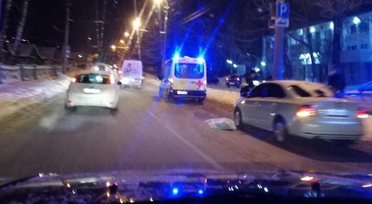 «Ей было 22 года»: В Пензе насмерть сбили молодую девушку