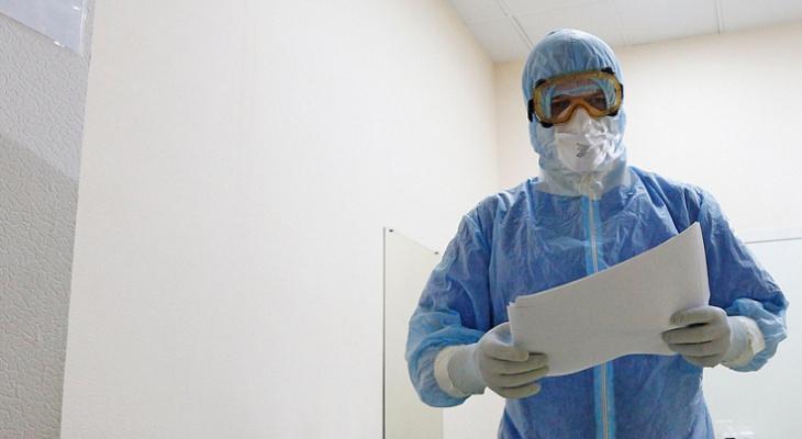 Опасная ситуация: более 95 процентов зараженных COVID-19 в регионе нашли в Пензе