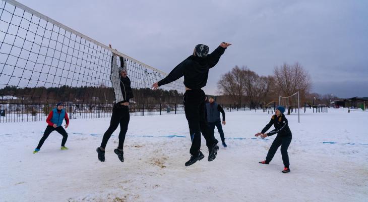 «Термодом» поддержал редкий для Поволжья вид спорта