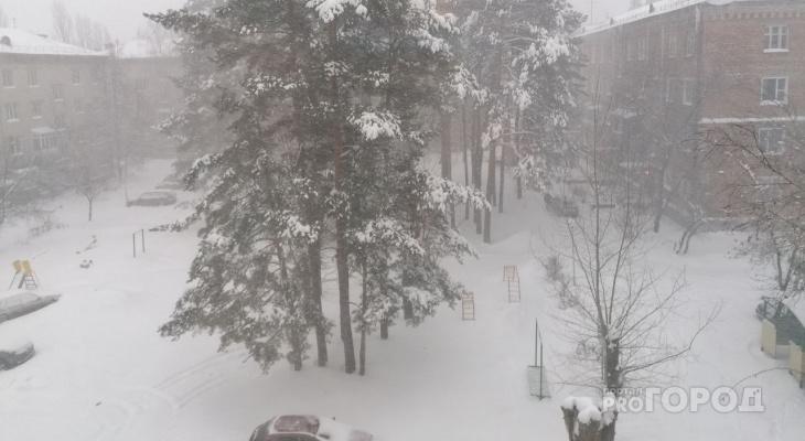 Завалит по самые крыши! Синоптики сделали срочный прогноз снегопадов