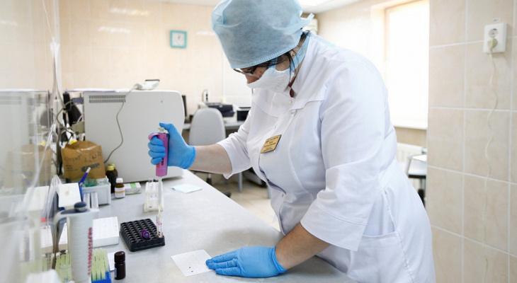 Почти две сотни: в Пензе нашли большое число заболевших COVID-19 за сутки