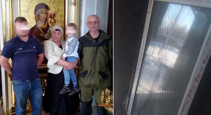 «Выходи, будем вас убивать!»: в дом к многодетной семье ломились неизвестные