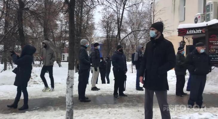 «Следили всю неделю»: полиция ловит пензенцев, поддерживающих Алексея Навального