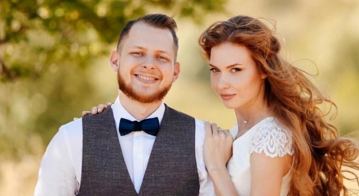 7 лет готовились к свадьбе: супруги из Пензы рассказали о своей любви