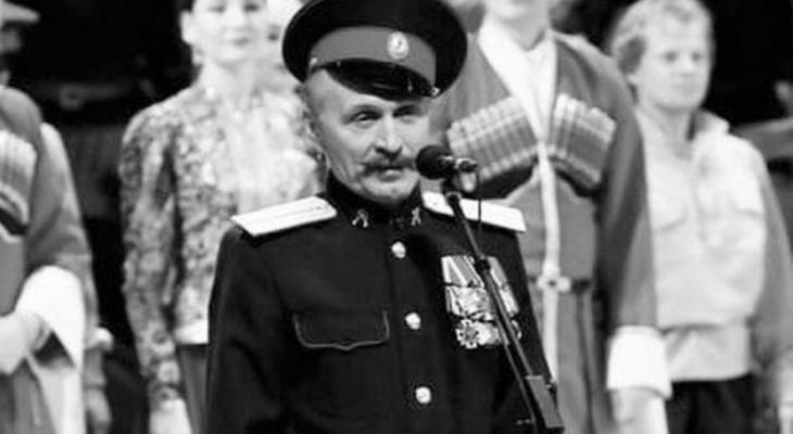 """В Пензе умер руководитель ансамбля """"Казачья застава"""""""