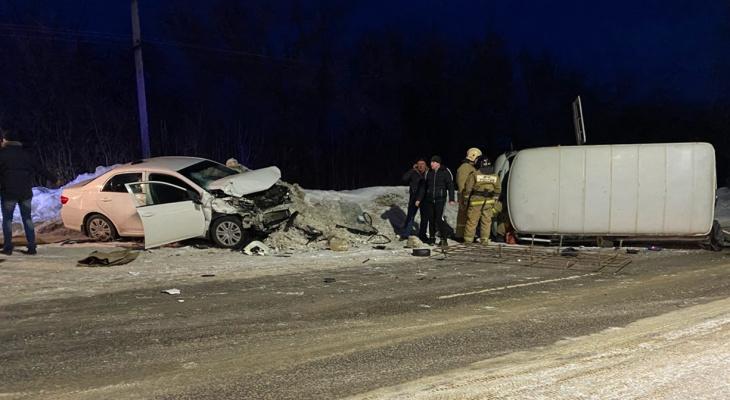 Стало известно, кто пострадал в жесткой аварии в Пензенской области