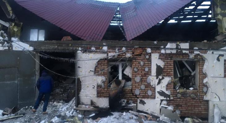 Установлены личности пострадавших при взрыве в Пензе на Калинина