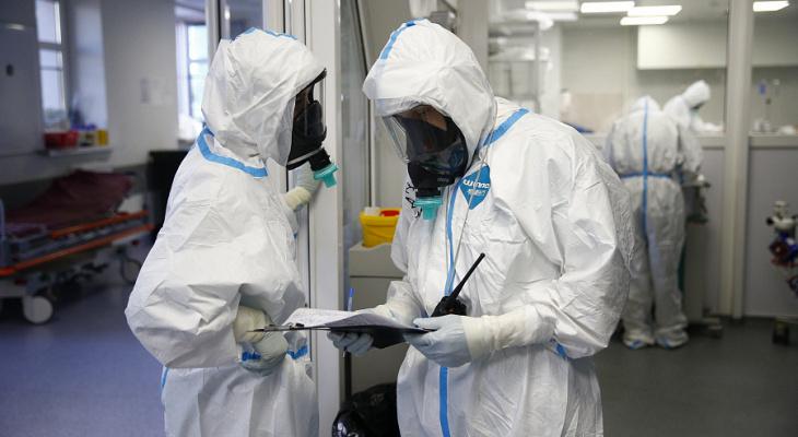 Три смерти: в Пензе сообщили о новых жертвах коронавируса
