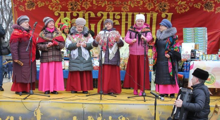 Широкая Масленица: где пройдут народные гуляния в Пензе