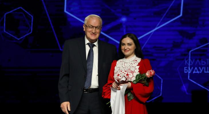 Марта Серебрякова стала заслуженной артисткой Пензенской области