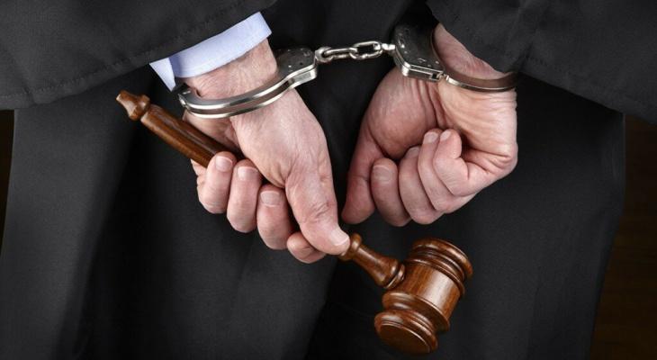 Судью из Пензенской области посадили на 8 лет за взятку
