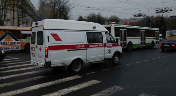 Двух парней госпитализировали после ДТП в Кузнецке