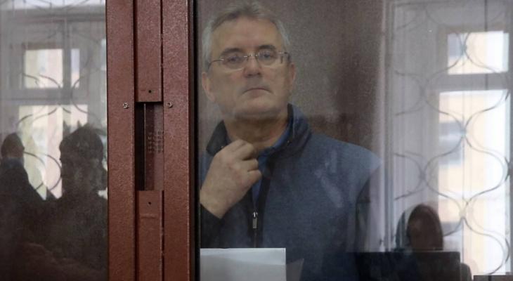 Иван Белозерцев рассказал об условиях содержания в камере