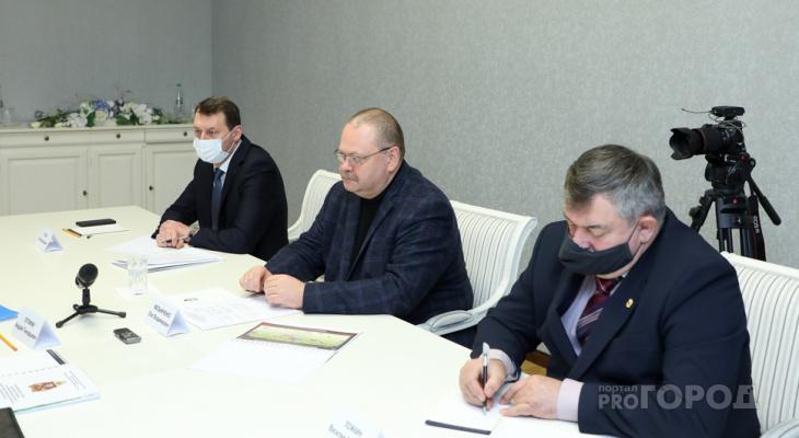 Олег Мельниченко призвал росгвардию «особое внимание уделить школьникам и студентам» в Пензе
