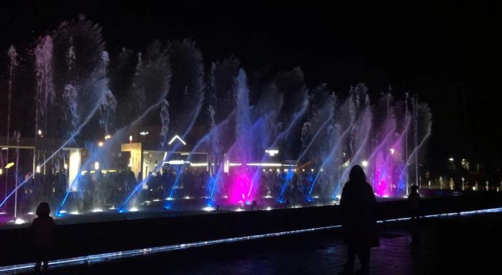 Стало известно, когда в Пензе запустят светомузыкальный фонтан