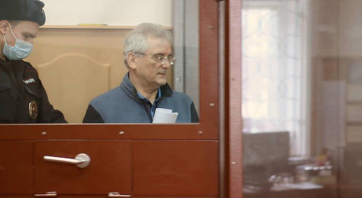 Иван Белозерцев дал новые показания на Шпигеля