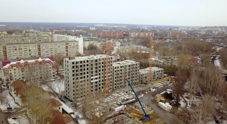 «Термодом» активно строит дома в Пензе