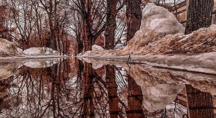Дождь и мокрый снег: в выходные погода в Пензенской области испортится