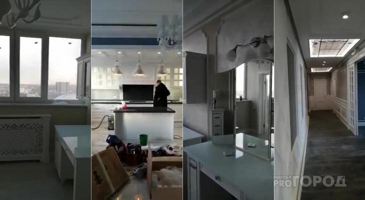 Озвучена примерная цена «квартиры сына Белозерцева»