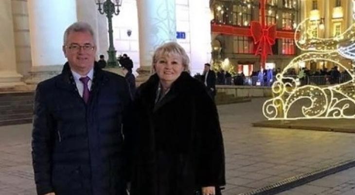 Жена Ивана Белозерцева: что ждёт её после ареста экс-губернатора?