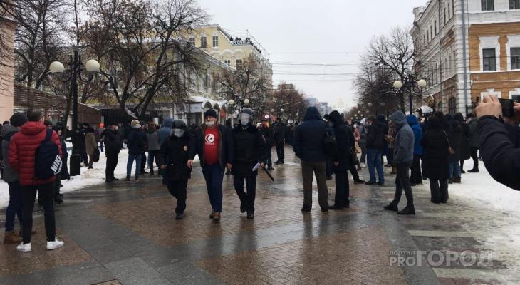 Скинулись на бензин! В Пензе полиция требует с участников митинга 880 тысяч рублей