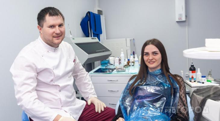 «Я перестала нравиться себе». Как стоматолог помог пензячке решить проблемы с личной жизнью