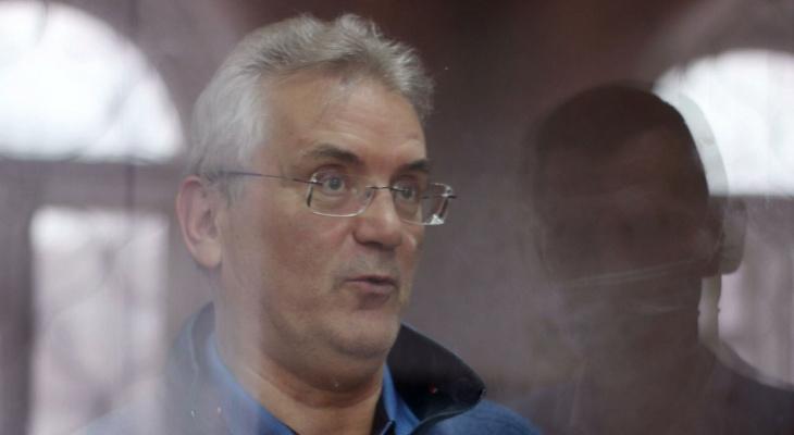Суд арестовал миллионы и недвижимость экс-губернатора Ивана Белозерцева