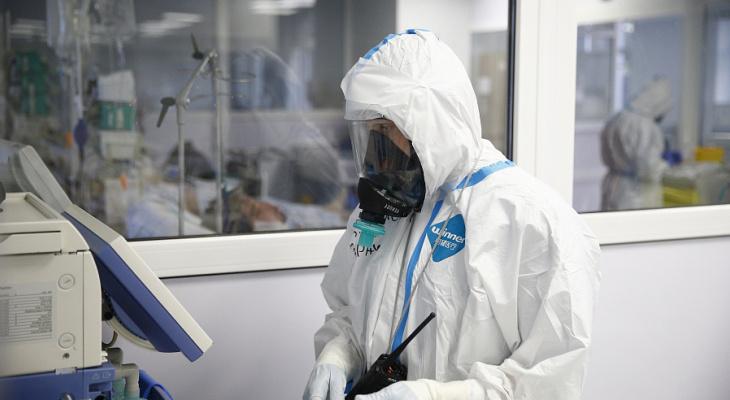 Пятеро погибших: в Пензе сообщили о новых летальных случаях ковида