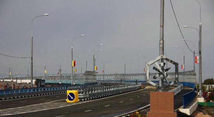 Пензенский мост через Суру назвали в честь генерал-полковника Валерия Капашина