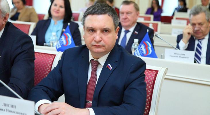 В Пензе прекратили полномочия депутата Михаила Лисина