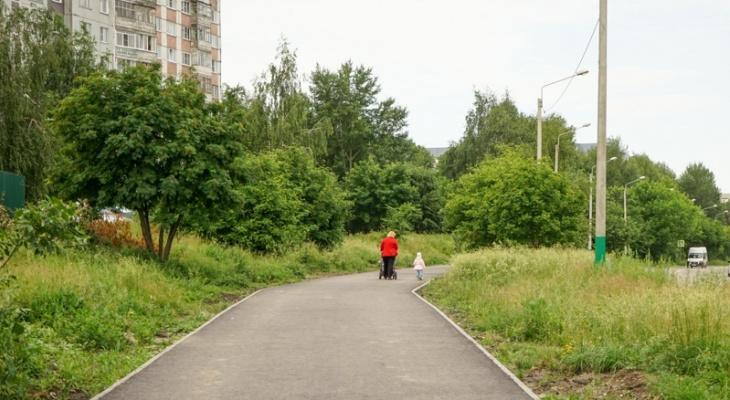 В Пензе появится новое место отдыха на улице