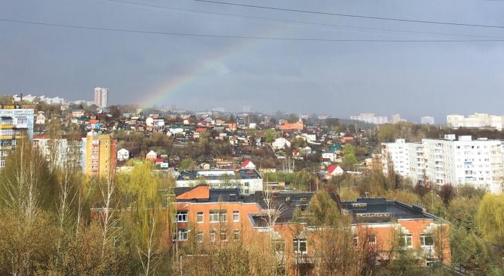 В Пензенской области потеплеет до +16 градусов
