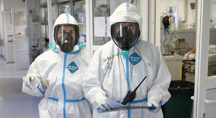 Пять смертей: в Пензе сообщили, кто скончался от коронавируса
