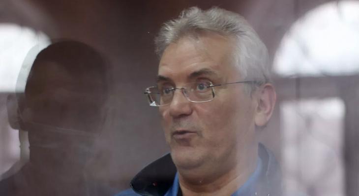 «Это станет досадной ошибкой»: Ивану Белозерцеву продлили арест