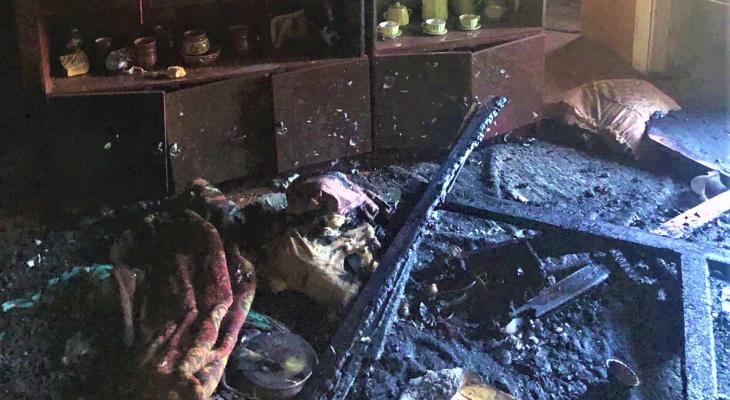 В Заречном при пожаре спасли 7 человек, среди них – младенец
