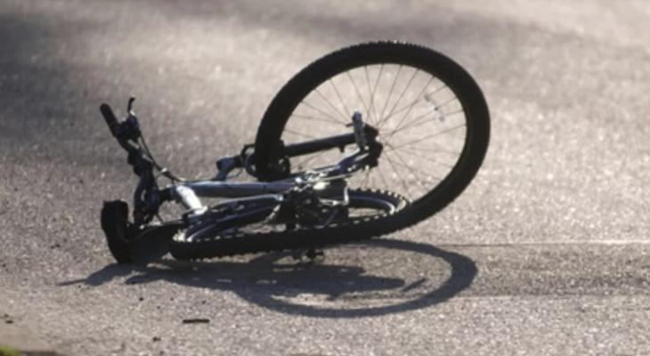 Под Пензой автомобиль сбил ребенка на велосипеде