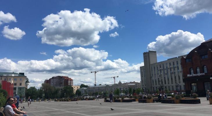 Облик площади Ленина в Пензе скоро снова изменится