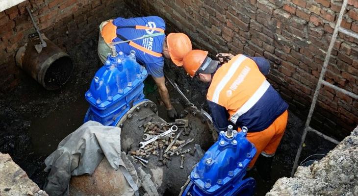 Пензенцев предупредили об отключении холодной воды