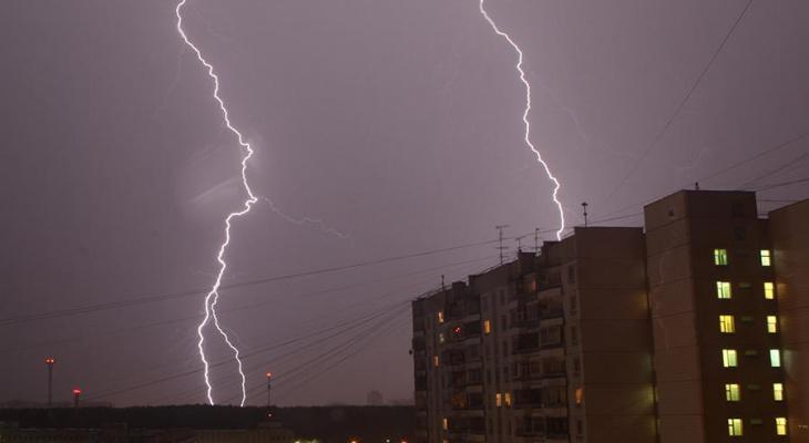 Пензенцев предупредили о надвигающейся погодной опасности
